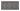 Kakel list Thistle 152x76 mm, Victorian grey