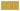 Kakel list Thistle 152x76 mm, Inca gold