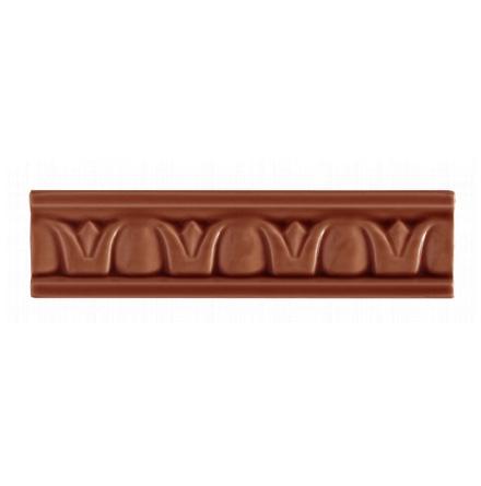 List ´Crown´ 152x34 mm, Victorian Brown