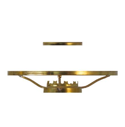 10''' Skärmring 152 mm M