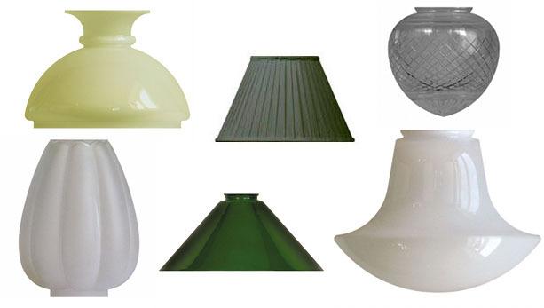 kupor till gamla lampor