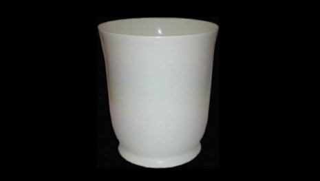 Crapper's Bone china Tumbler